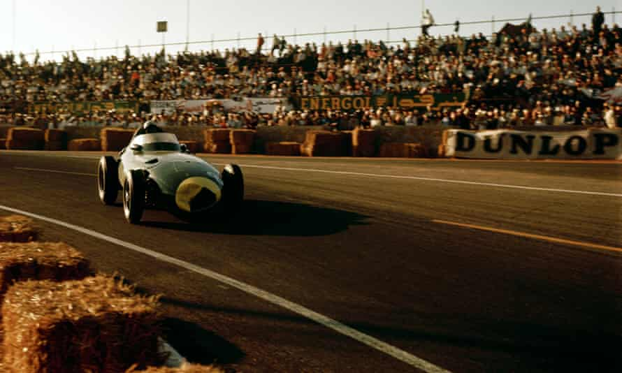 Stirling Moss won the last Formula One round staged in Morocco in 1958.