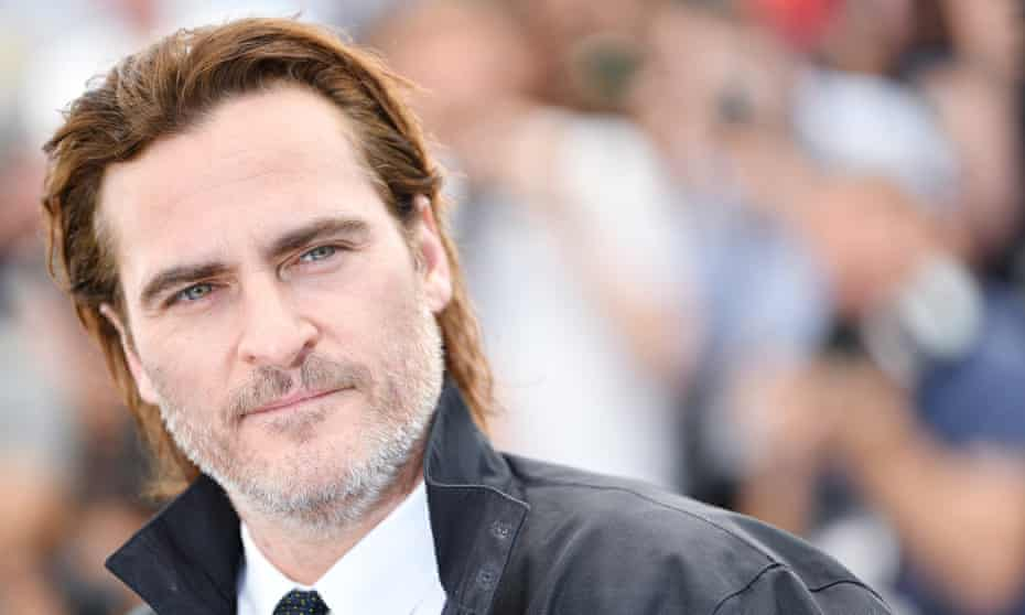 Joaquin Phoenix at Cannes in 2017.