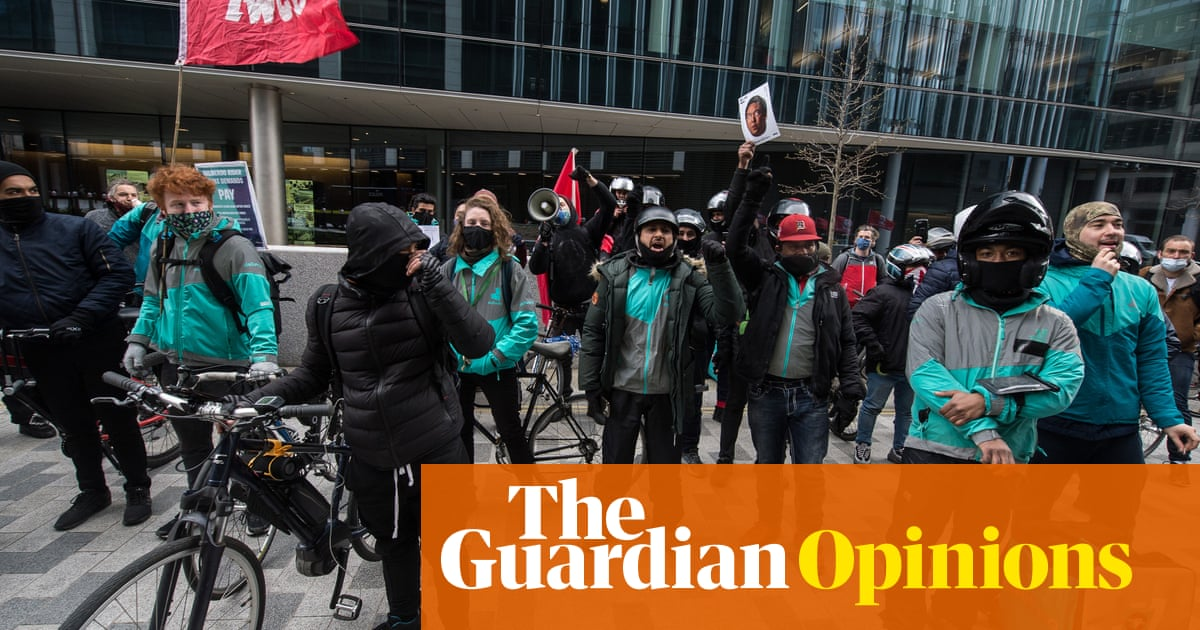 In the US, Joe Biden is backing the unions. Britain can only look on in envy