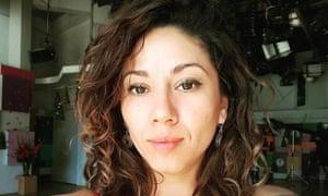 Albertina Martínez, who died in November. No arrests have yet been made over her murder.