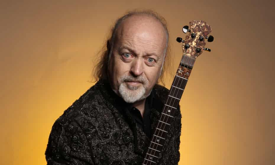 Bill Bailey: 'A friend of mine said: I hear you're doing Strictly – my fishmonger told me'