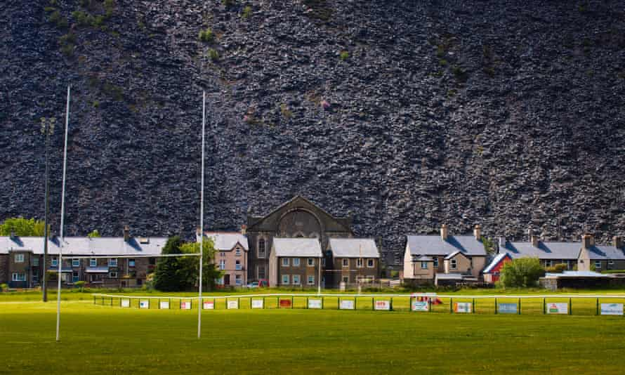 Blaenau Ffestiniog, Gwynedd.