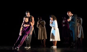 Rennie Harris's Lazarus by Alvin Ailey American Dance Theater.