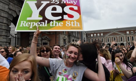 In May, Ireland voted in a referendum to overturn the abortion ban.