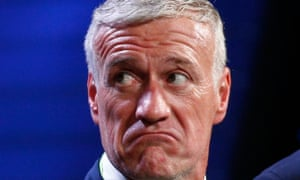 Didier Deschamps is worried about disruption to his France team so close to the European Championship.<br>