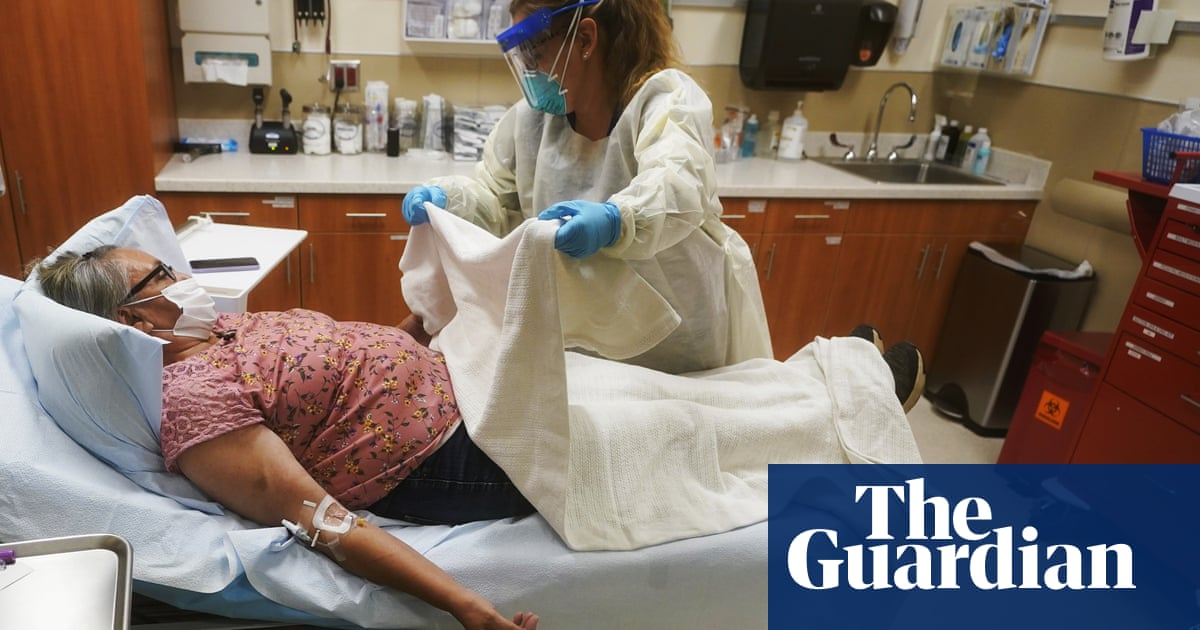 Alaska hospitals make wrenching decisions as they begin to ration care