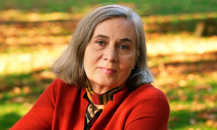 Marilynne Robinson: 'I am not good at keeping up with my contemporaries at all.'