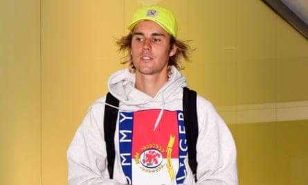 Wannabe-scumbro Justin Bieber.