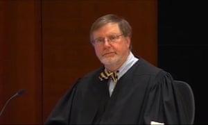 Judge James L Robart