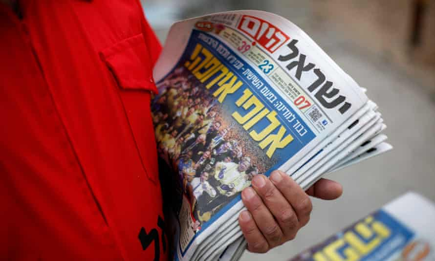 Miriam Adelson took over as the publisher of the daily newspaper Israel Hayom this summer.