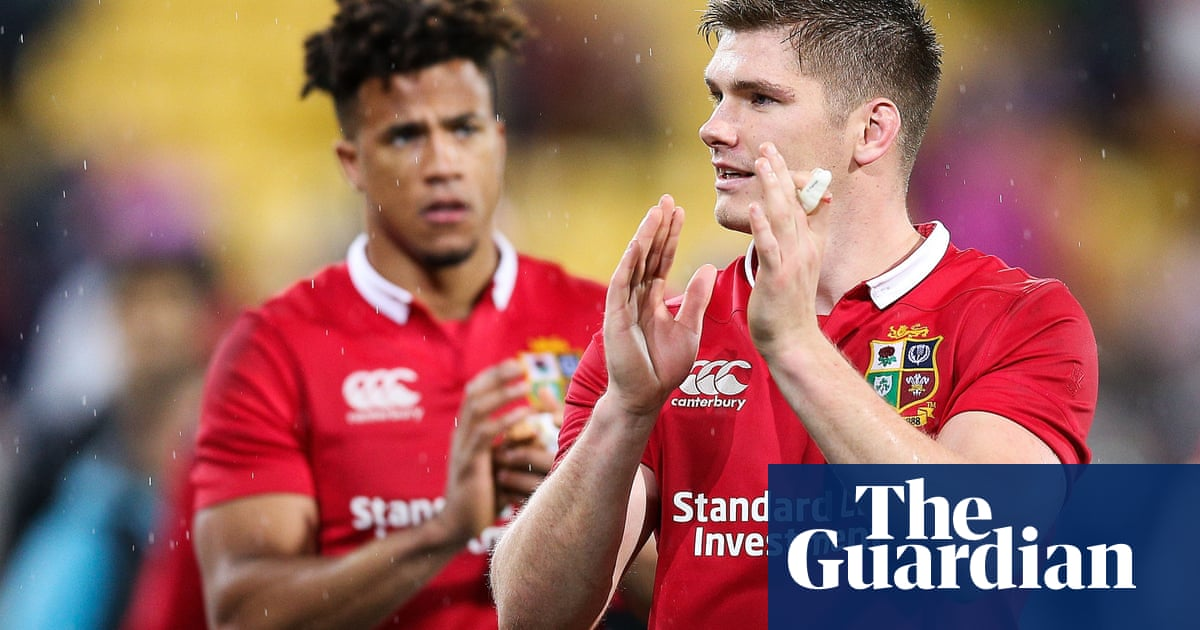 British & Irish Lions 2021 tour of South Africa confirmed for next summer