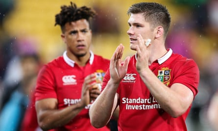 The British & Irish Lions drew their last Test series against the All Blacks in New Zealand in 2017.