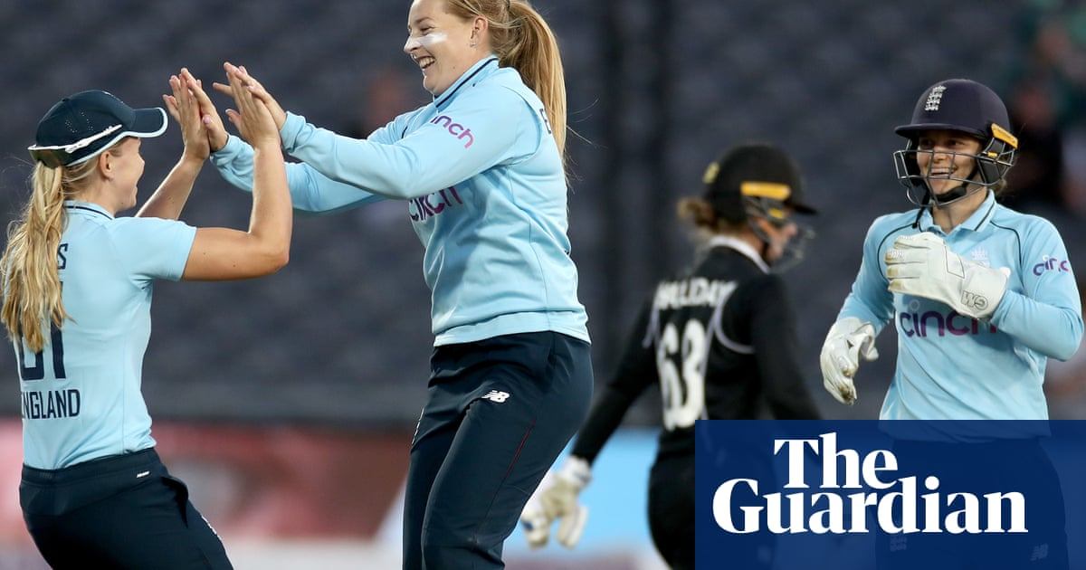 Sophie Ecclestone seals the deal as England skittle New Zealand in first ODI