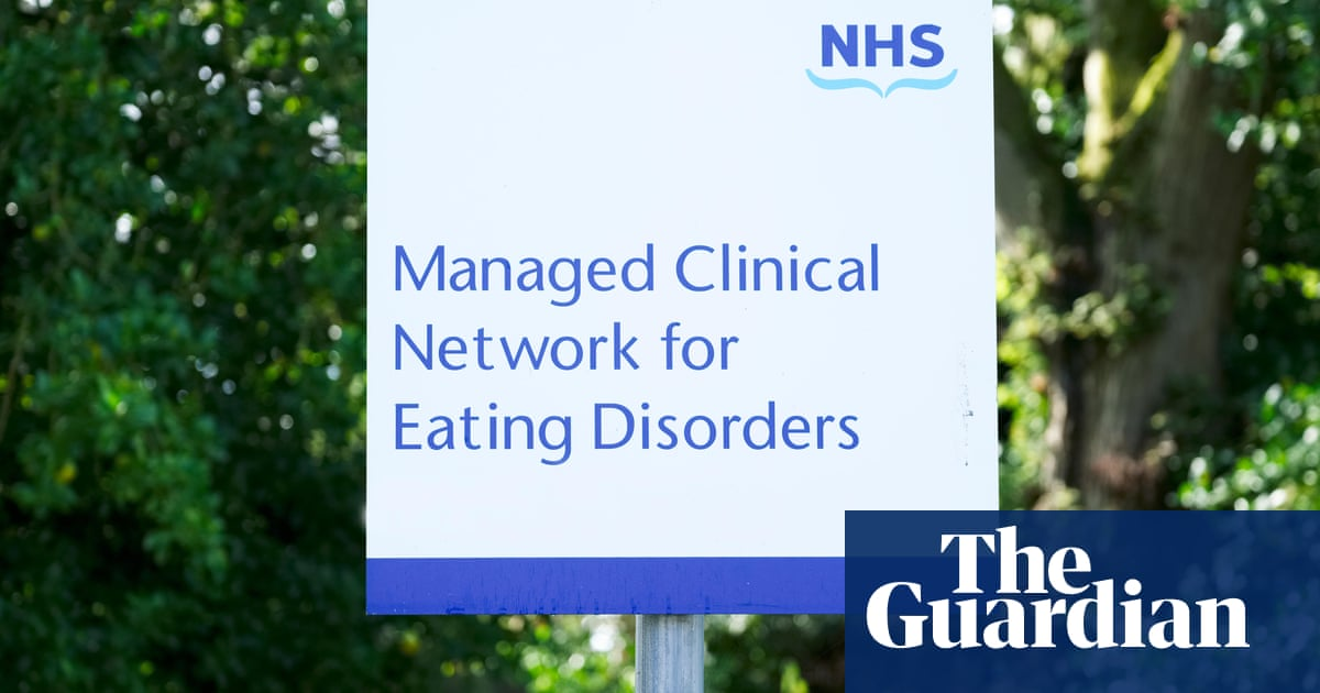 Eating disorders: families tube-feeding patients at home amid NHS bed shortage