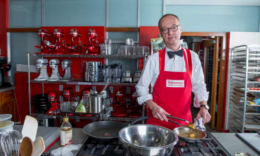 Chris Kimball Has Left The Kitchen Will Cook S Illustrated Survive Without Him Food The Guardian
