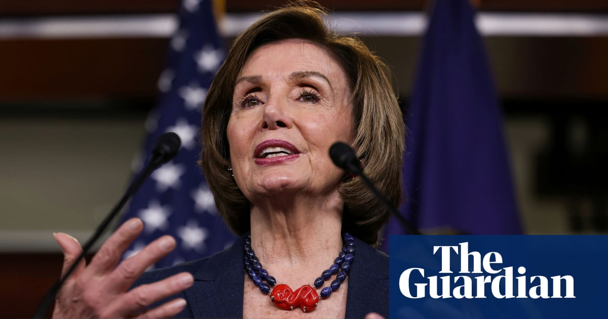 Nancy Pelosi calls for US diplomatic boycott of Beijing Winter Olympics