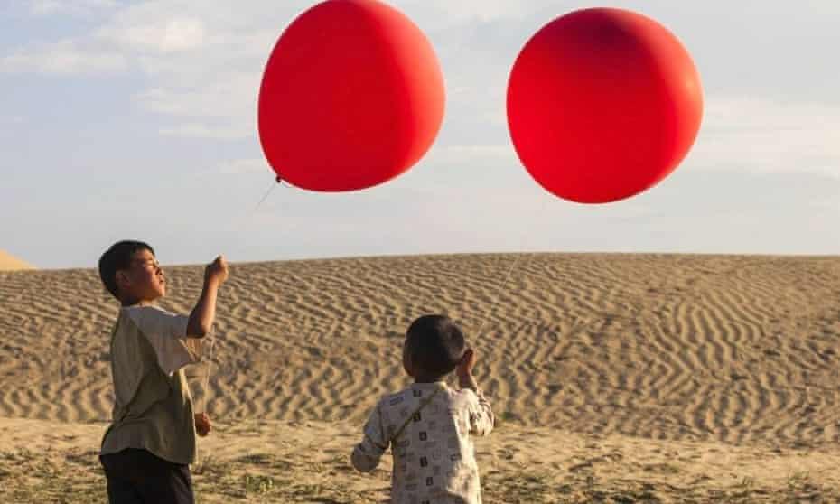 Evocative … Balloon.