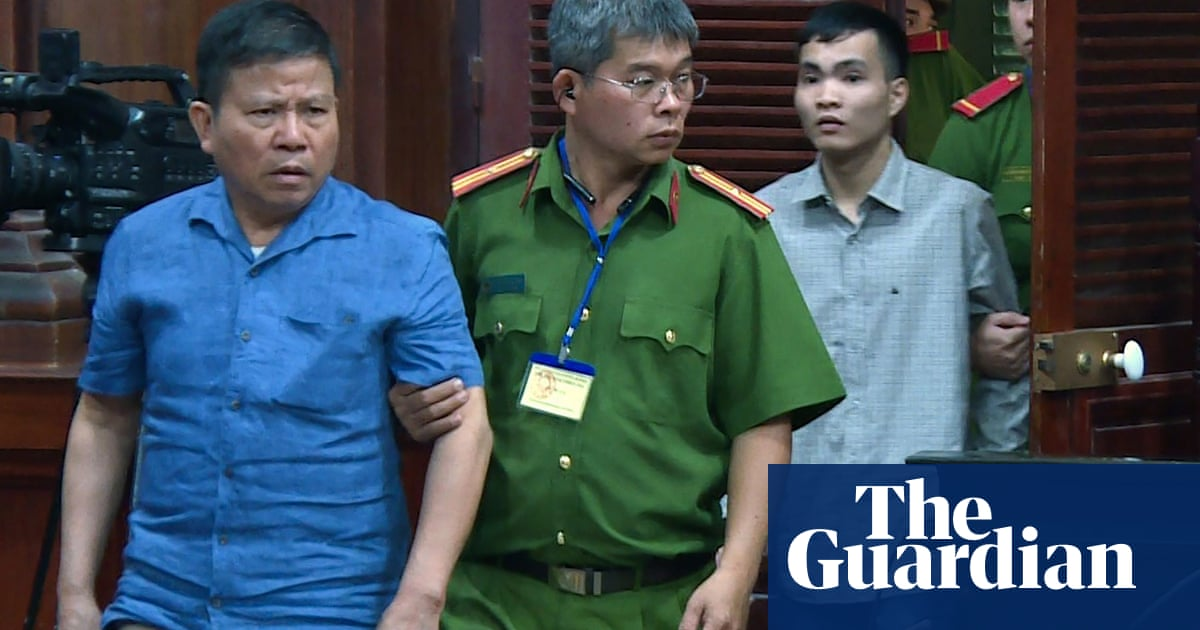 Australian retiree convicted of terrorism and jailed for 12 years in Vietnam