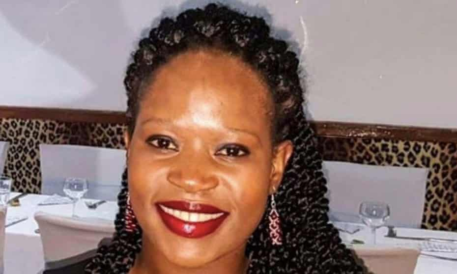 Mercy Baguma had been relying on charities and friends to buy food.