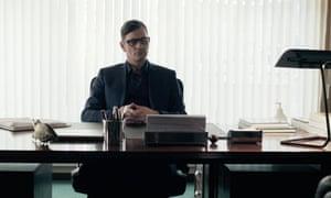 Koen De Bouw as Jasper Teerlinck in Professor T. More4 TV series