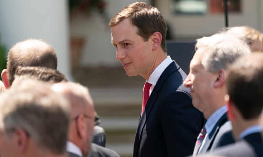 Trump's senior adviser and son-in-law, Jared Kushner, is a primary architect of the immigration plan.