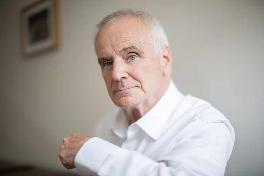 Peter Maxwell Davies: 'indefatigable public commitment'.