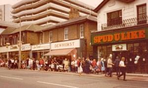 A Spudulike shop