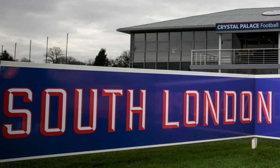 Crystal Palace's training ground in Beckenham was given a zero food hygiene rating.