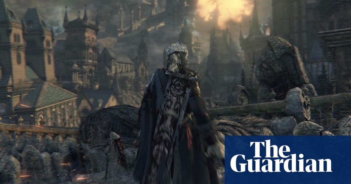 Bloodborne begone: a hardcore gamer lets go | Games | The