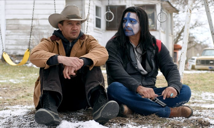 Taylor Sheridan: 'The big joke on reservations is the white