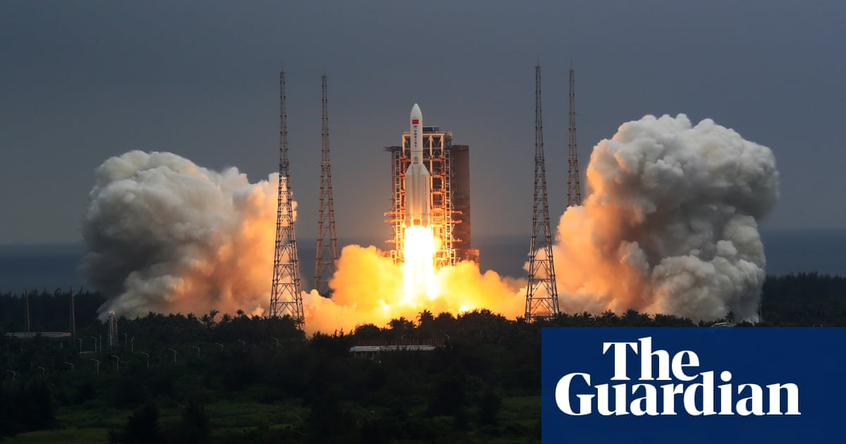 China launches first module of new space station