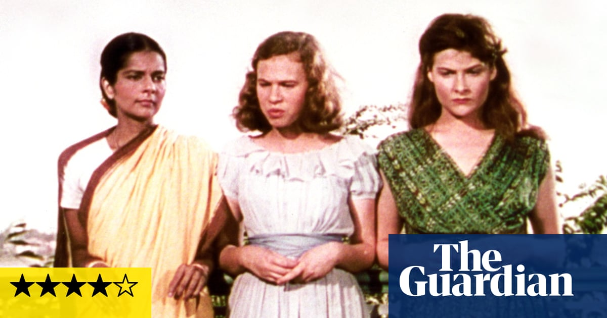 The River review – Jean Renoir's ethereal coming-of-age romance