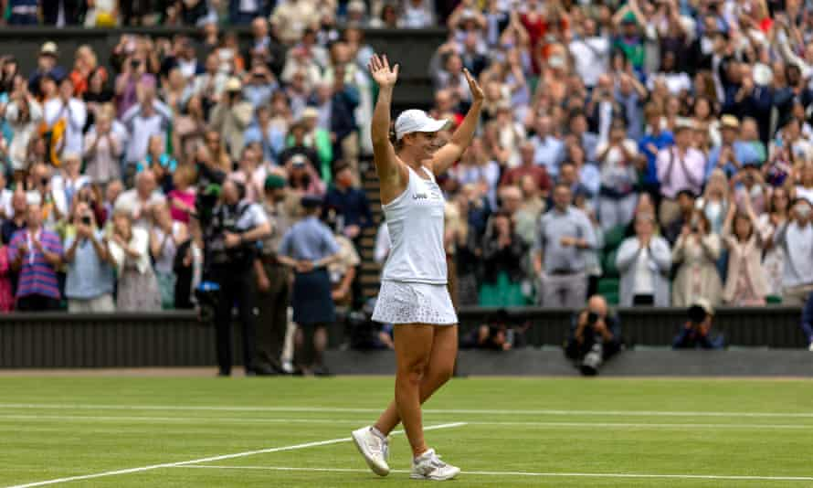 Ash Barty will be looking to follow up her Wimbledon victory with a gold medal in Tokyo