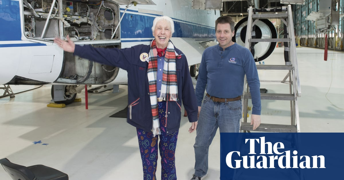 'No one has waited longer': trailblazing female pilot Wally Funk will go to space with Bezos