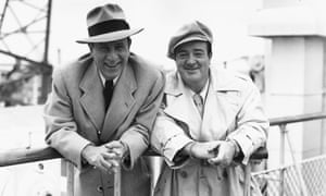 Clive James Back In The 50s I Saw Abbott And Costello Die A Death