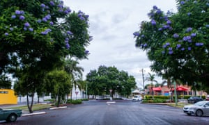 Grafton, New South Wales, where the man charged with the Christchurch shootings, Brenton Tarrant, grew up.