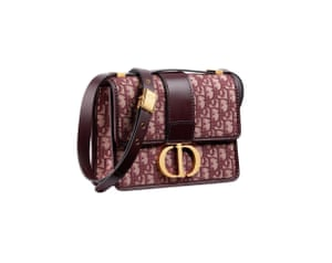 All that glistersGold logo clasps are a huge trend for summer 2019. One of the most iconic appears on the front of Dior's 30 Montaigne bag, a timeless classic. Super elegant, this is the bag to finish off a crisp white look. From £2,150, dior.com – or see Zara's lion clasp bag for the high street version at £29.99