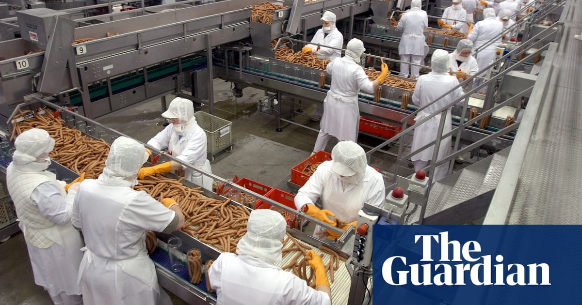 Revealed: exploitation of meat plant workers rife across UK and Europe