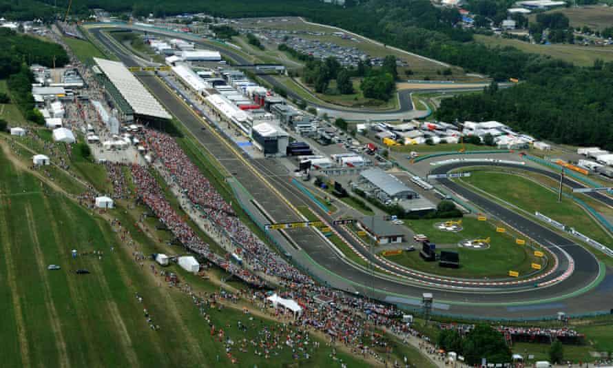 Formula One's Hungaroring