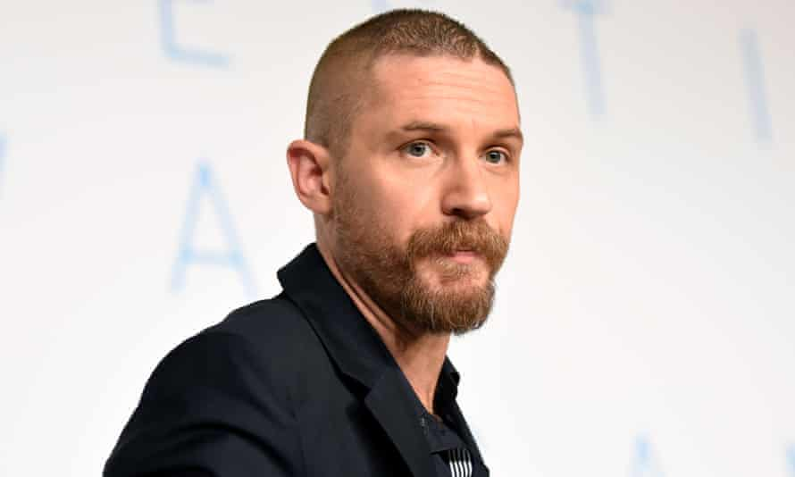 Is this the Bond we've been waiting for? ... Tom Hardy