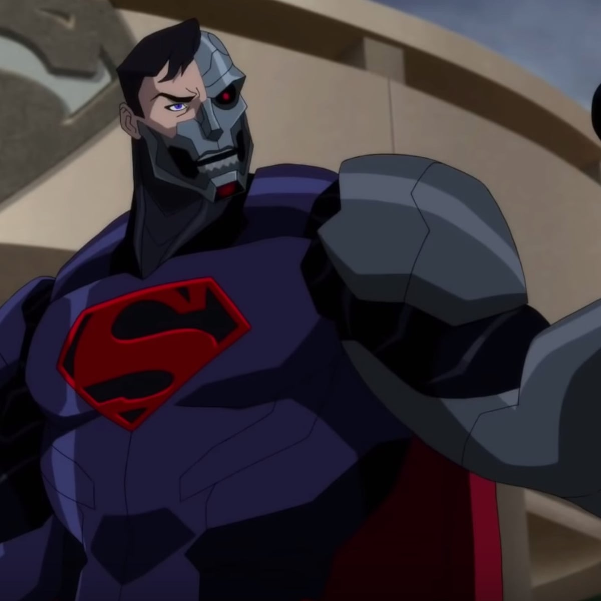 Reign Of The Supermen Review Copycat Superheroes Fight It Out Superhero Movies The Guardian