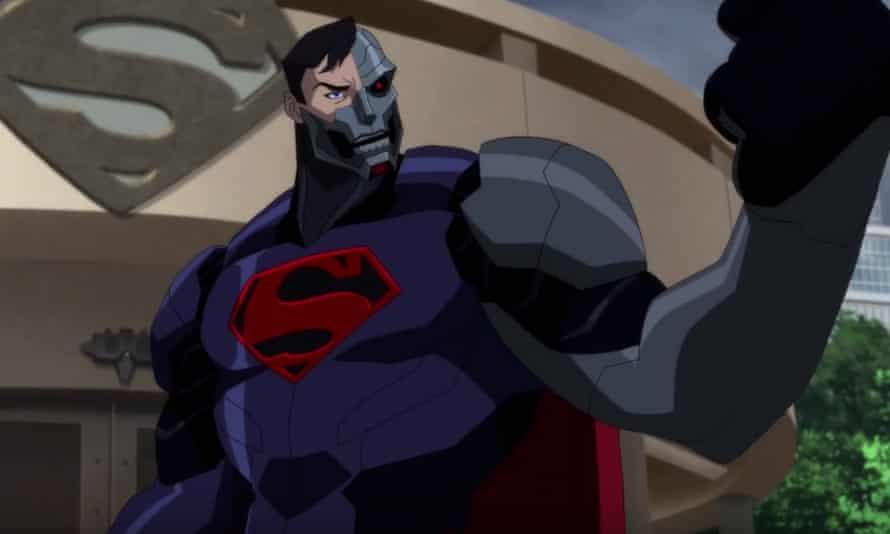 Nostalgic … Reign of the Supermen.