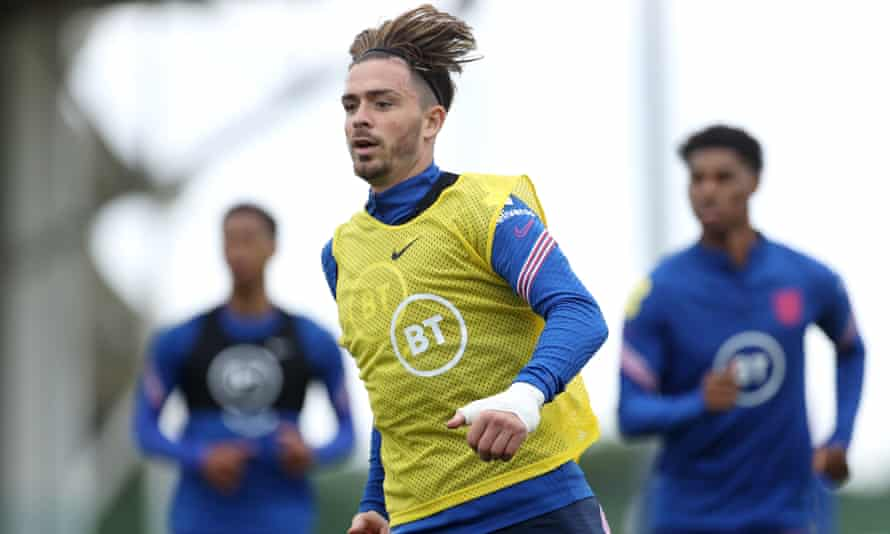 Jack Grealish did not feature against Croatia but will come into Gareth Southgate's thinking for Scotland game.