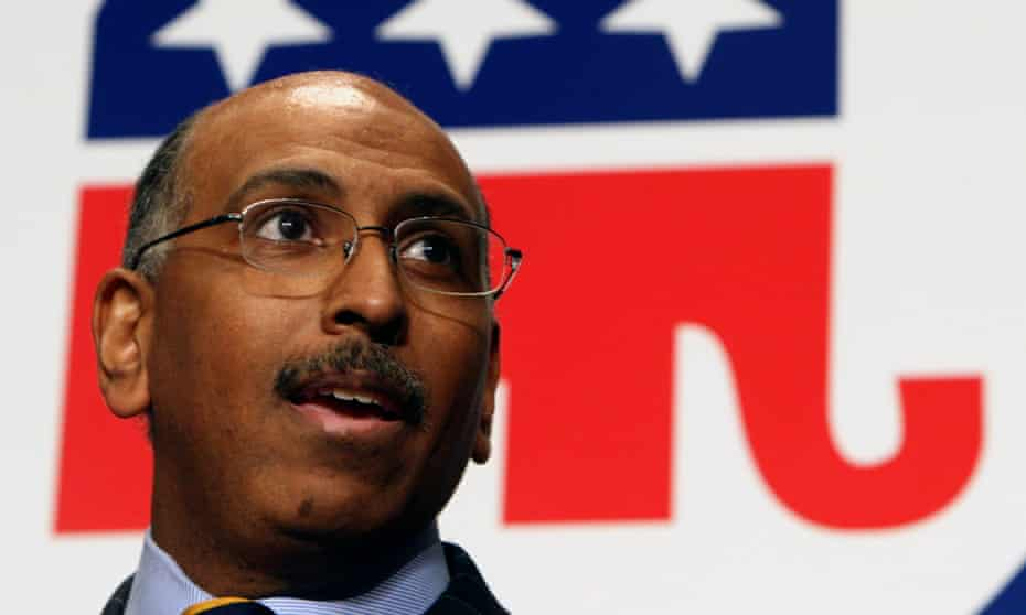 """Michael Steele: 'Out of the gate, he starts, """"Mexicans are murderers and rapists, I'm gonna build a wall, they're coming after you"""" … What was the party response? Capitulation.'"""