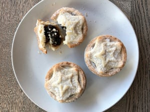 Iceland Luxury mince pies.