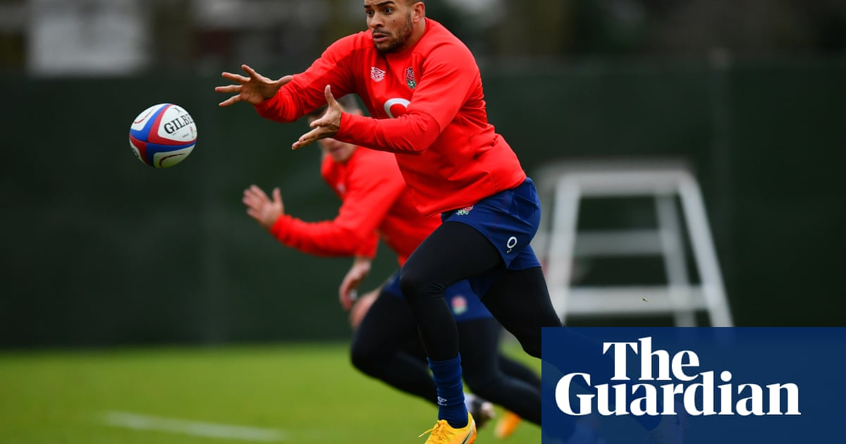 Jonathan Joseph fit to face Ireland but Ford has to settle for place on bench