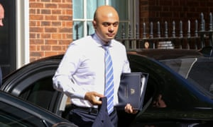 Sajid Javid has previously sided with the Brexiters.