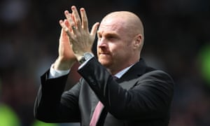 Sean Dyche will need judicious recruitment this summer if Burnley are to repeat this season's heroics.