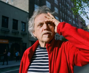 Jim Fouratt, an actor and Sixties radical, in the West Village.