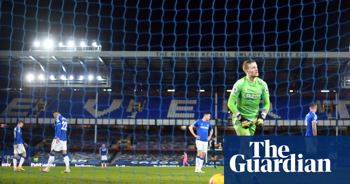 The Fiver  Where there is life in the form of Everton at home, there is always hope